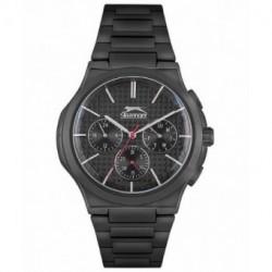 Reloj deportivo negro para hombre Slazenger SL.09.6215.2.01