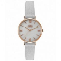Reloj elegante con correa para mujer Slazenger SL.09.6228.3.04