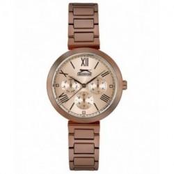 Reloj de moda multifuncion para mujer Slazenger SL.09.6232.4.01