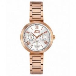 Reloj de moda multifuncion para mujer Slazenger SL.09.6232.4.02