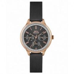 Reloj de moda con dia y fecha para mujer Slazenger SL.09.6233.4.01