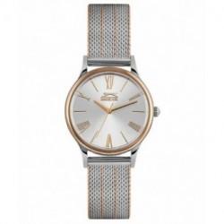 Reloj con correa de malla para mujer Slazenger SL.09.6235.3.01