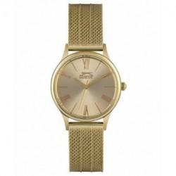 Reloj con correa de malla para mujer Slazenger SL.09.6235.3.08