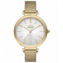 Reloj de moda color dorado para mujer SL.09.6159.3.05