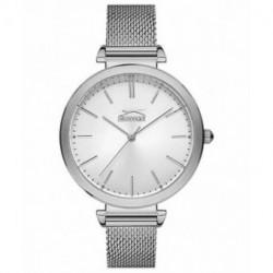 Reloj de moda color plata para mujer SL.09.6159.3.06