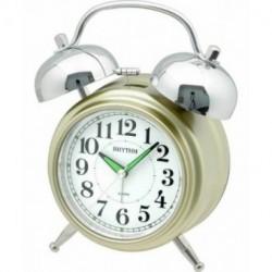 Despertador Silencioso con campanilla RHYTHM CRA845NR18