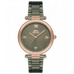 Reloj de vestir para mujer elegante SLAZENGER SL.09.6150.3.04