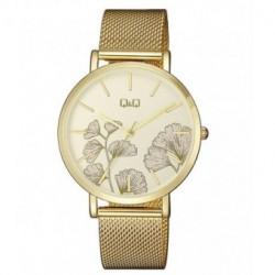 Reloj de moda mujer grande Q&Q QA20J031Y