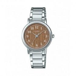 Reloj Casio con numeros señora LTP-E145D-5B2