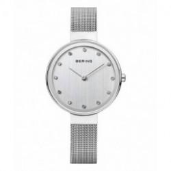Reloj moda para mujer color plata Bering 12034-000