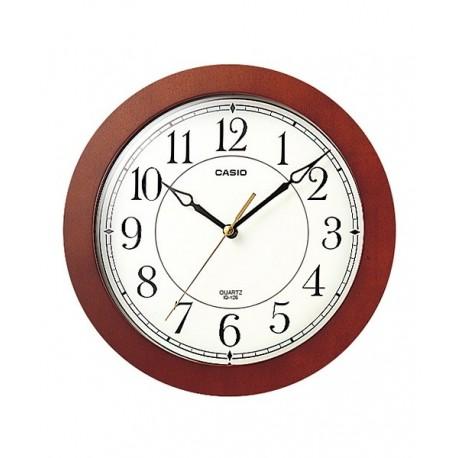 Reloj Pared Silencioso CASIO IQ-126-5D