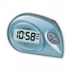 CASIO Despertador Digital sobremes barato color azul DQ-583-2E