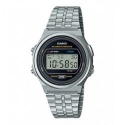Reloj retro redondo nuevo Casio
