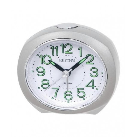 Despertador Silencioso RHYTHM CRE865NR03