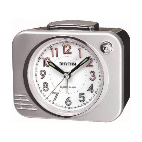 Despertador Silencioso RHYTHM CRA827NR66