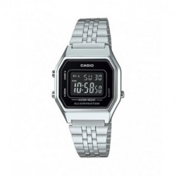 RELOJ CASIO LA-680WE-1B