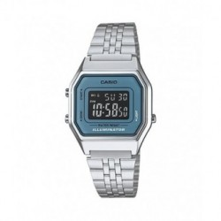 RELOJ CASIO LA-680WE-2B