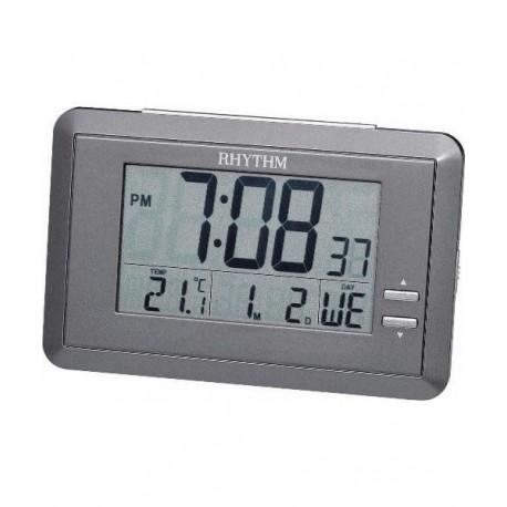 Despertador Digital con dos alarmas RHYTHM Japan LCT060NR08