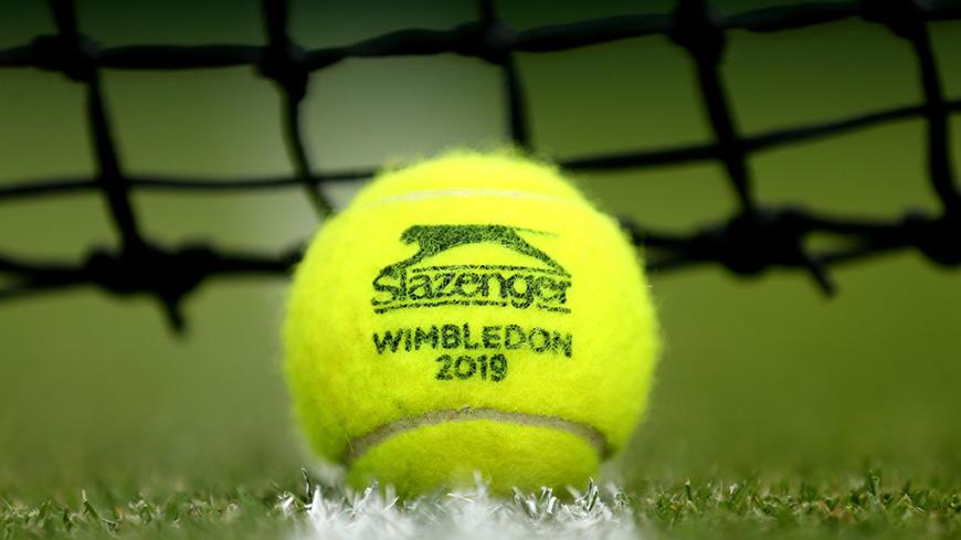 Slazenger patrocinador de Wimbledon